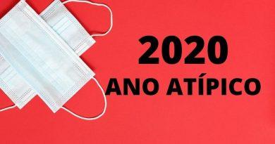 2020 Ano Atípico