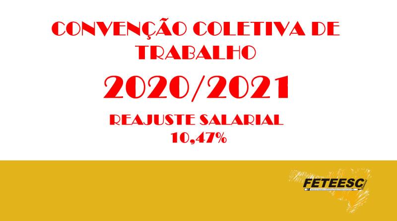 Resultado Negociação coletiva 2021/2022